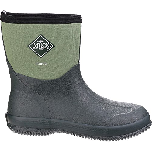 The Muck Boot Company Scrub Green, Great for gardening all year around Jardín verde