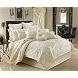 marquis king 9piece bedding ensemble by j queen by j queen new york - J Queen New York Bedding