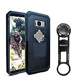 Cheap Rokform [Galaxy S8] PRO-LITE Aluminum Bike Mount / Holder & Protective Phone Case, Twist Lock & Magnetic Security