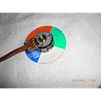 New and original 3800MP color wheel for Dell projector, projector replacement color filter,360 days warranty
