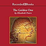 Front cover for the book The Golden One by Elizabeth Peters