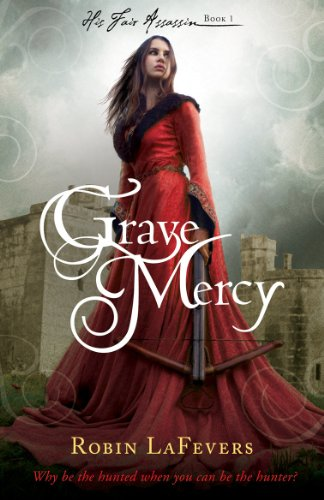 Image result for grave mercy book cover