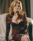 Connie Britton Autographed Signed Memorabilia Nashville 8x10 Photo Rayna Jaymes Bas Beckett D86512