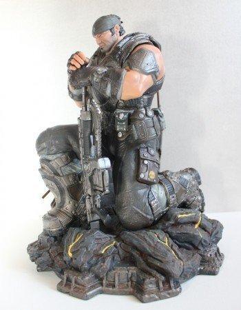 Amazon Com Marcus Fenix Huge Statue Figure Only Gears Of