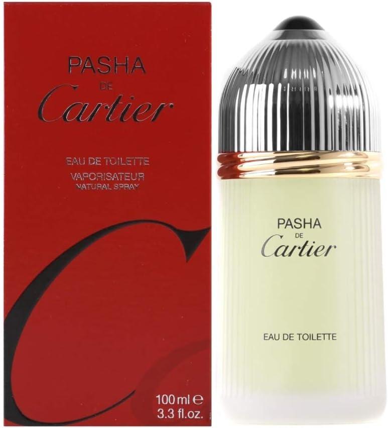 Cartier Pasha Eau de Toilette para Hombre - 100 ml