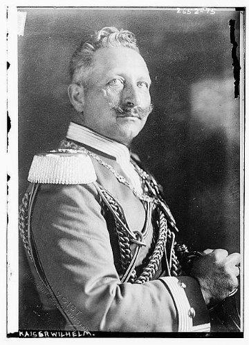 Photo: Kaiser Wilhelm II,William II,1859-1941,last German Emperor,King of - Map King Prussia Of