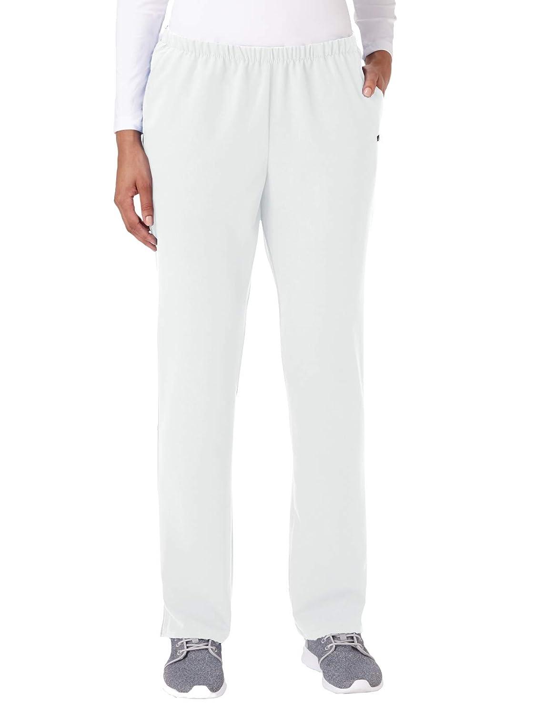 9d649100674 Amazon.com: Jockey 2453 Women's Pull-On Scrub Pant - Comfort Guaranteed:  Clothing