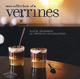 Mon coffret best-of verrines : Coffret en 3 volumes