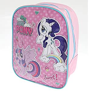 My Little Pony Childrens/Kids Mini Rucksack (UK Size: One Size) (Pink/Sky Blue)