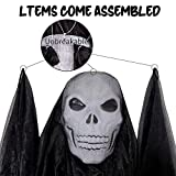 Kidtion 82 sqft Halloween Hanging Ghost, 150 inch