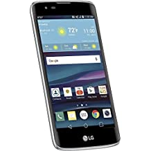 LG Phoenix 2 K371 Mobile 4g LTE GSM, 5-Inch HD, 16GB, 8MP LED Flash + 5MP, Android 6.0 Locked AT&T Prepaid, U.S...
