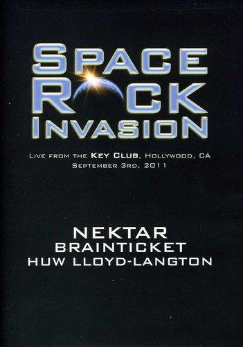 DVD : Brainticket - Space Rock Invasion (2PC)