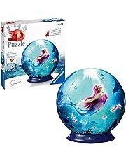 Ravensburger puzzleball Enchanting Mermaids - 3D Puzzel - 72 stukjes
