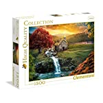 Clementoni 31683 High Quality Collection Puzzle Mirage 1500 Pezzi