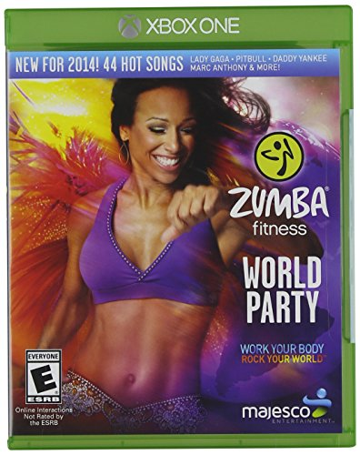 Zumba Fitness World Party - Xbox One (Xbox Connect Zumba)