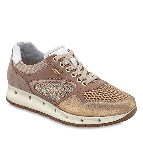 IGI&CO Sneaker Schuhe niedrigen 77627/00 Bronze