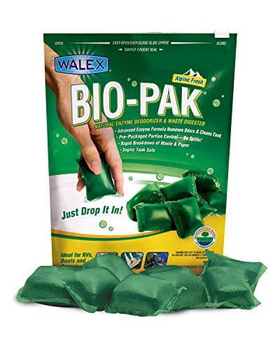 Walex BOI-11530 Bio-Pak Natural