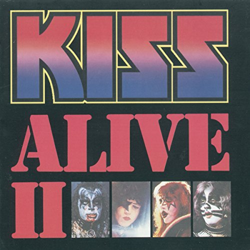 Kiss - Alive Ii [2 Cd Remastered] - Zortam Music
