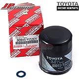 Genuine Toyota Parts - Filter, Oil (90915-YZZD1)