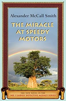 Miracle Speedy Motors Ladies Detective ebook