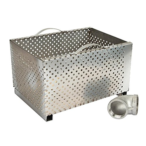 BEAMNOVA Commercial Grease Trap 25lbs 13GPM Gallons Per