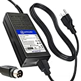 T-Power AC DC Adapter Compatible with Auria EQ276W EQ276WN 27' WQHD Korean IPS LED Monitor 2560x1440 Resolution Replacement Power Supply Cord Charger