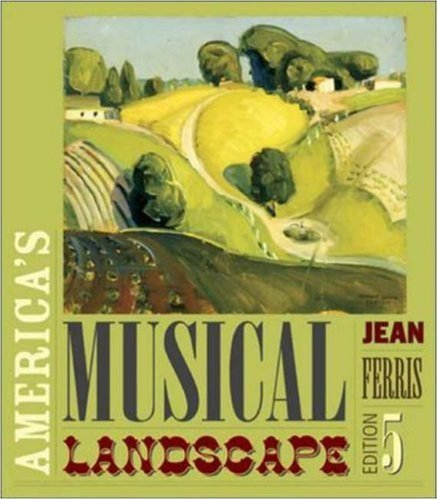 Read Online Americas Musical Landscape 5th ed pdf