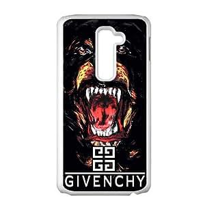 Givemchy White LG G2 case