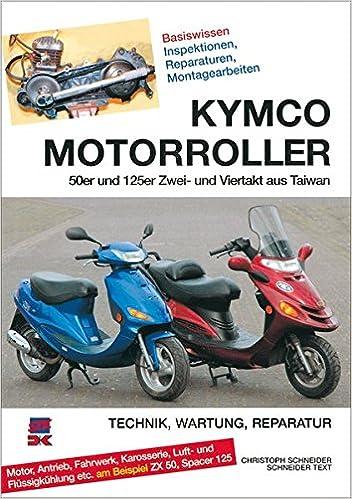kymco spacer manual