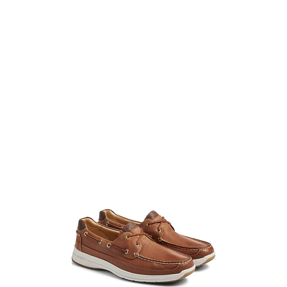 Tan blanc Sperry Men's or Cup Ultra Boat chaussures 13 D(M) US