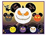 RECTANGLE 8 x 10 Nightmare Halloween Jack Skellington Mouse Head Family Magnet for Disney Cruise - IMAGES ARE NOT MEANT TO BE CUT OUT