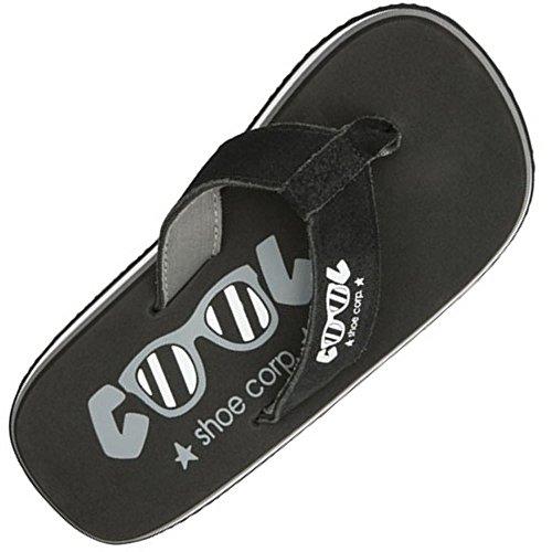 Cool Shoes Original Slap - Schwarz (Strandschuhe, Flip-Flop, Zehentrenner )