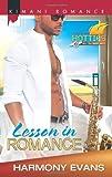 Lesson in Romance, Harmony Evans, 0373862792