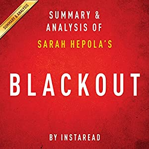 Blackout: Remembering the Things I Drank to Forget by Sarah Hepola Audiobook