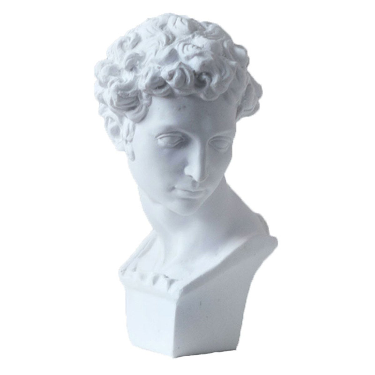 ECYC 6 Resin Busts of Giuliano de Medici Home Decor Office Crafts Room Ornaments Objects