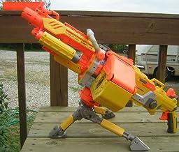 Amazon.com: Nerf N-Strike Vulcan EBF-25 Dart Blaster: Toys