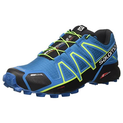 Salomon Men's XA Pro 3D Trail Running Shoes, Mykonos Blue, 13 M US