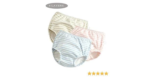 Pantalones de entrenamiento de algodón Ropa interior Niños niñas ...