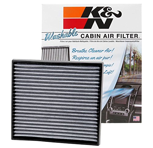 VF2008 K&N CABIN AIR FILTER (Cabin Air Filters):