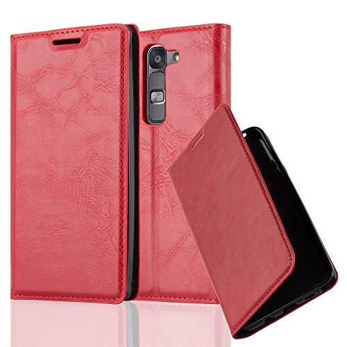 Cadorabo - Funda Book Style Cuero Sintético en Diseño Libro para >                          LG G4C                          <