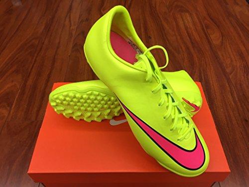 Chaussures black Pink Victory Homme Jaune V Tf Mercurial hyper Football Volt Nike De Pour 7TqCI4w