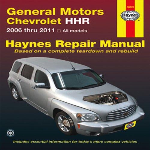 General motors chevrolet hhr 2006 thru 2011 all models for General motors suv models