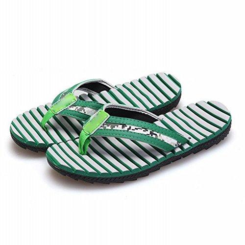 infradito ciabattine Pantofole estate uomo suola spessa uomo con moda ZPD C da con spiaggia casual per da casual qRw5Ocf