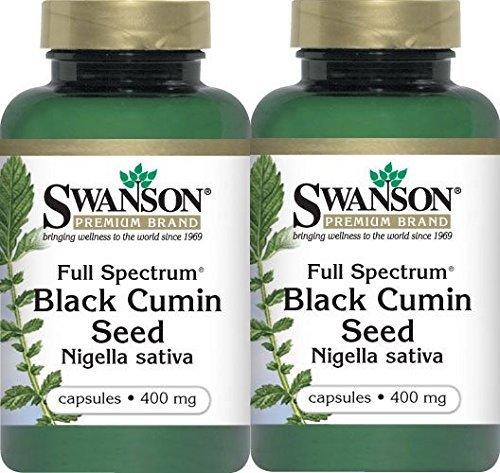 Swanson Premium Sprectrum Bottles Capsules
