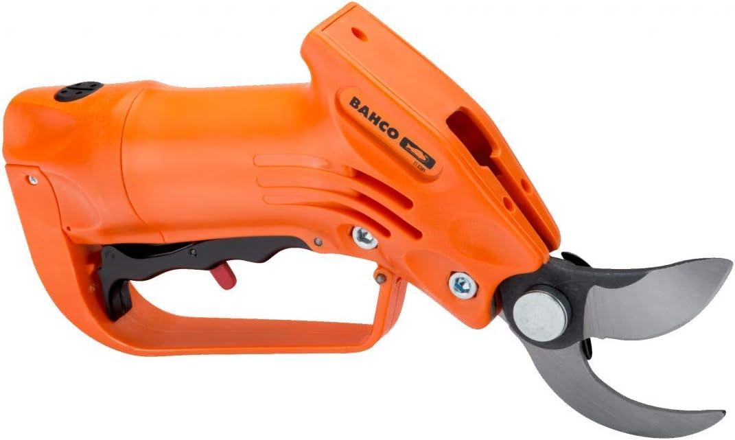 Bahco Garden Shears Pneumatic secateur 9210, Gray