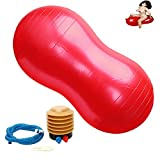 Inflatable Position Cushion- Peanut Shape Magic Sofa Ball Multi-functional Adult Game Chair Great Toys Furnitures Adult Toy Products with Pump