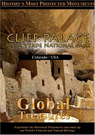 Amazon.com: Global Treasures CLIFF PALACE Mesa Verde ...