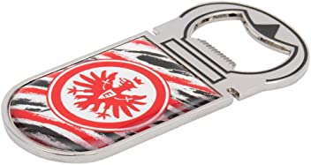 Eintracht Frankfurt Smartphone Gants Noir avec logo/ /Taille L
