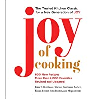 Joy of Cooking: 2019 Edition Fully Revised and Updated Kindle