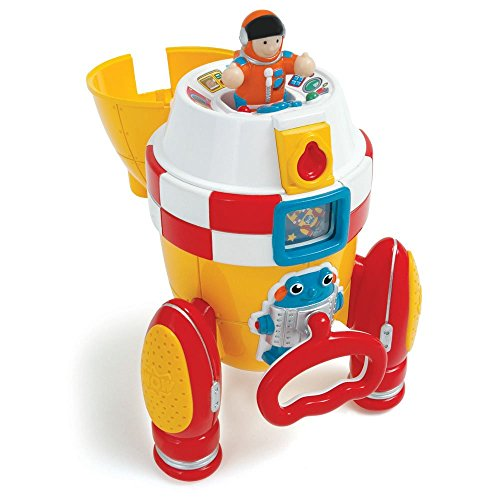 - Wow Ronnie The Rocket (2 Piece Play Set)